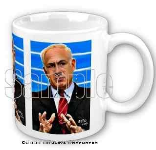 Netanyahu sample mug