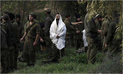 IDF In Woods