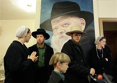 Amish in Crown Heights