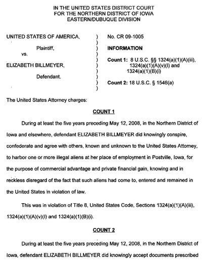Billmeyer Indictment 1