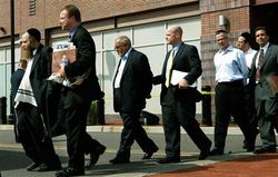 Rabbis Arrest FBI 7-23-09