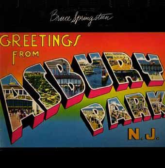 Bruce Springsteen Asbury Park 1973