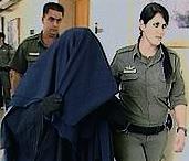 Burka arrest 2