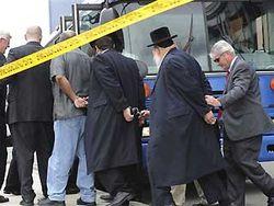 Hasidim arrest 7-23-09