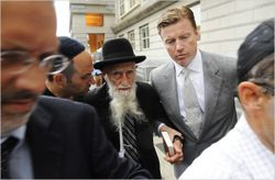 Rabbi Kassin Arrest 7-23-09