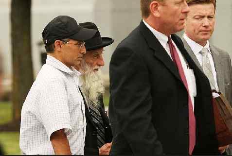 Sefardic Rabbi Arrested FBI 7-23-09