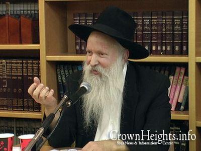 Rabbi Yitzchak Ginsburg