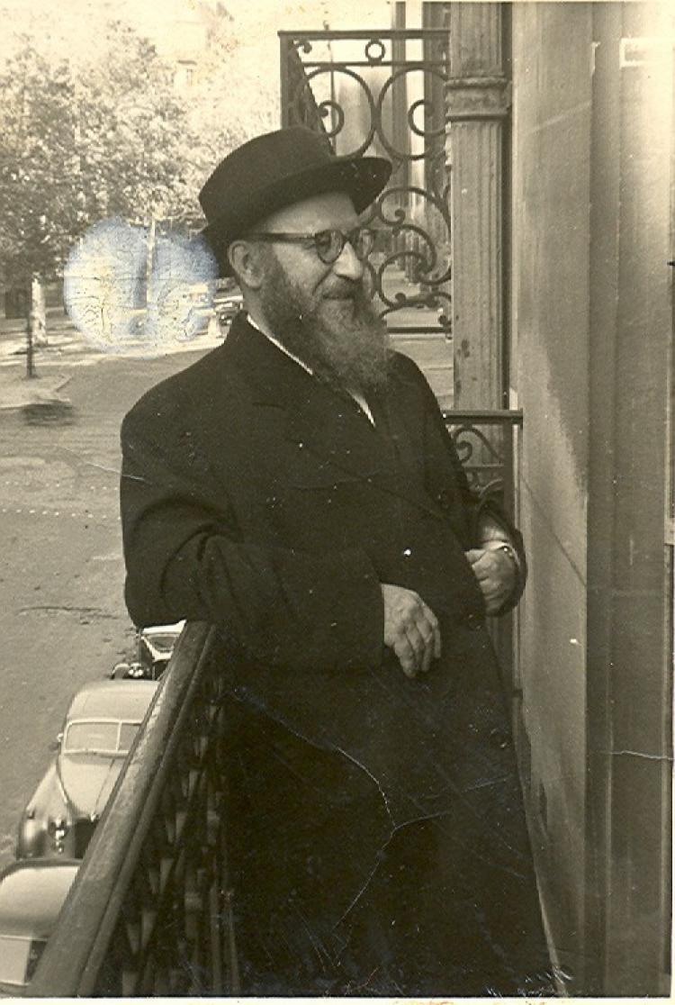 Rabbi Zalman Schneerson