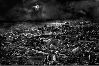 Yaakov Asher Sinclair - Jerusalem