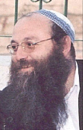 RAbbi Menachem Burstein