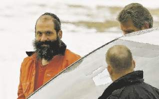 Rubashkin Orance Prison Jumpsuit