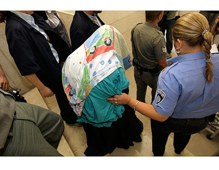 Burka Mother After Conviction