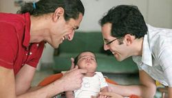 Gay Men And Son
