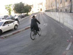 Haredi bike