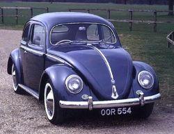Volkswagen-beetle-1945-1959