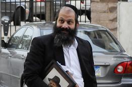 Rubashkin Folder Court Rebbe Picture
