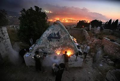 Tomb of Elazar son of Aharon Kohen Gadol in West Bank