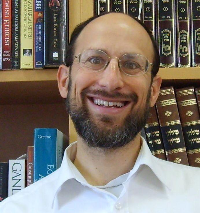 Rabbi Dr Asher Meir large