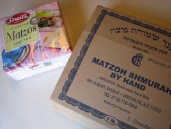 Streits and Shmurah Boxes