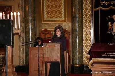 Rubashkin Women's Prayer Rally 4 12-29-09