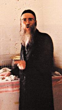 Rabbi Israel Weingarten