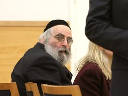 Baruch Lebovitz at trial 3-3-10