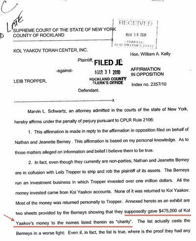 Tropper Money Laundering 1