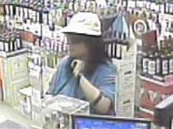 Jodi Mendelowitz During Robbery