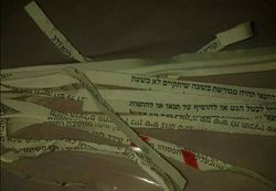 Shredded Chabad Pamphlets 8-10