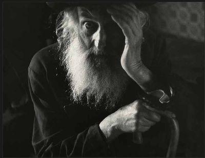 Vishniac Polish Rabbi
