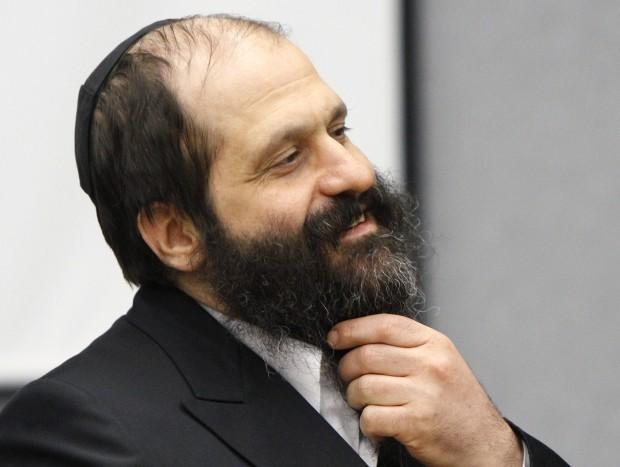 Rubashkin smile verdict