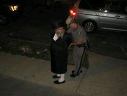 Police Arrest Satmar Hasid In Kiryas Joel 8-21-10