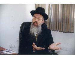 Rabbi Avraham Yosef