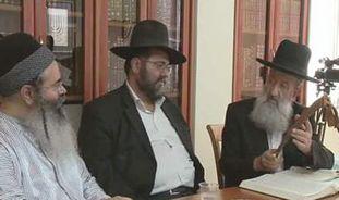 Rabbi Amnon Yitzchak etc