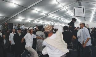 Breslov Uman Dancing