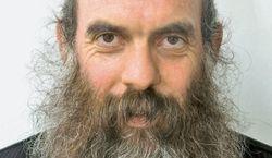 Rabbi Yitzhak Shapira Closeup No Glasses