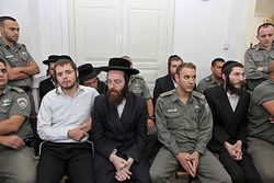 Haredi Yeshiva Fraud Suspects In Court