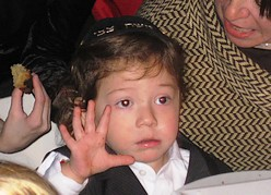 Moshe Holtzberg, shlit