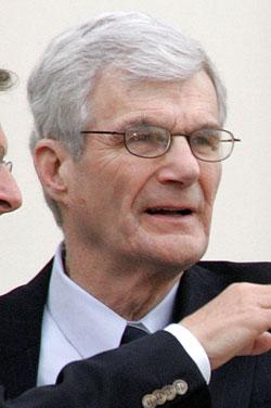 US Senator and Ambassador Rudy Boschwitz