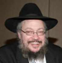 Rabbi Leib Tropper smile