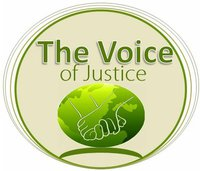 Voice of Justice logo