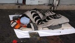 Homeless In Israel