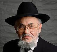 Rabbi Dr Moshe Tendler cropped