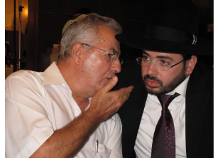 Yitzhak Ohayon and Uriel Bouso
