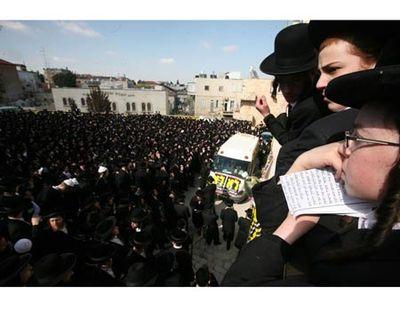 Funeral for Jaffa Bones Jerusalem 3-28-11 3