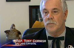 Rep Tony Cornish (R)