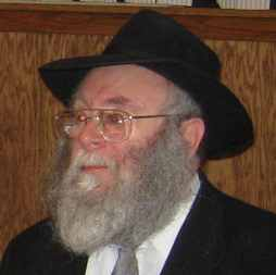 Rabbi Asher Zeilingold