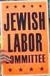 Jewish Labor Committee sign
