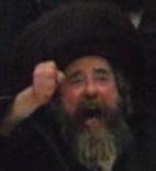 Rachministrivka Rebbe closeup