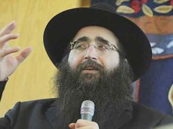 Rabbi Yeshayahu Yosef Pinto